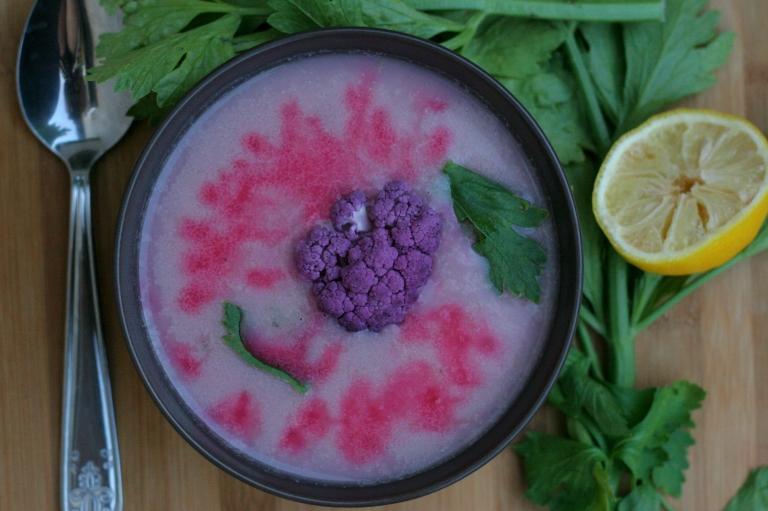 polievka karfiol